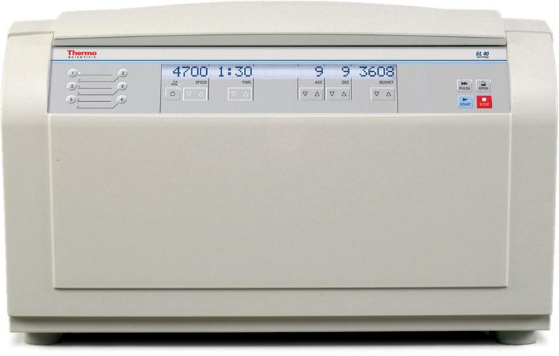 Центрифуги мультифункциональные серии SL40