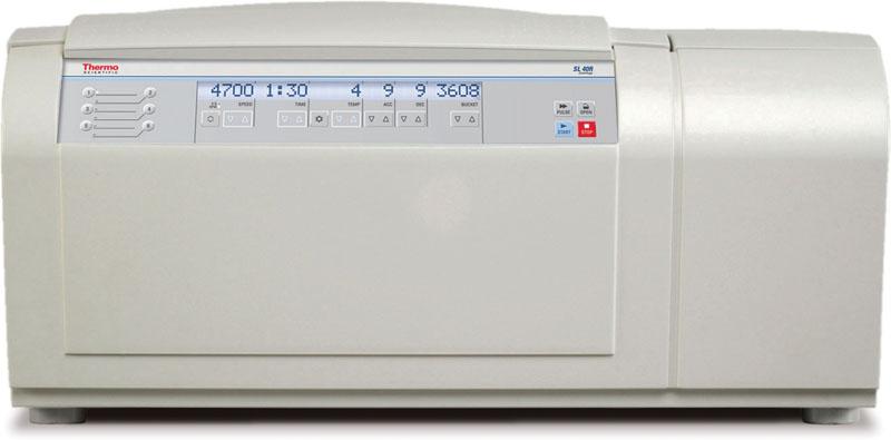 Центрифуги SL 40R (с охлаждением)